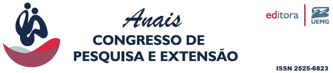 Anais do Congresso de Pesquisa e Extensão e da Semana de Ciências Sociais da UEMG/Barbacena
