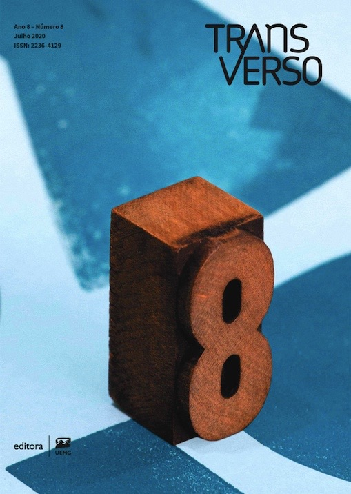Visualizar n. 8 (2020): Transverso: diálogos entre design, cultura e sociedade
