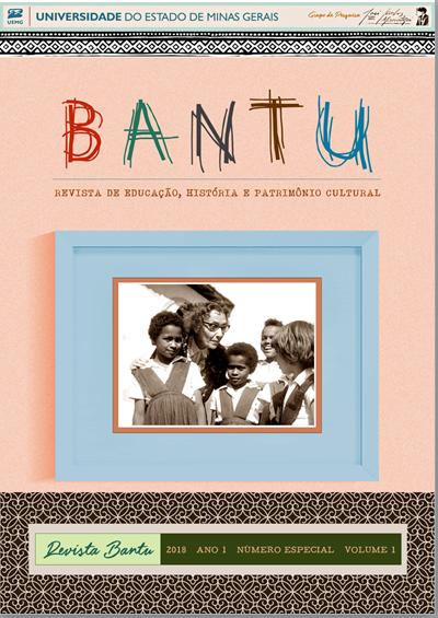 Visualizar v. 1 n. 3 (1): Bantu, revista de Educação, História e Patrimônio Cultural