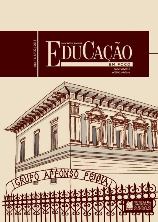 Visualizar v. 16 n. 22 (2013): Educação em Foco