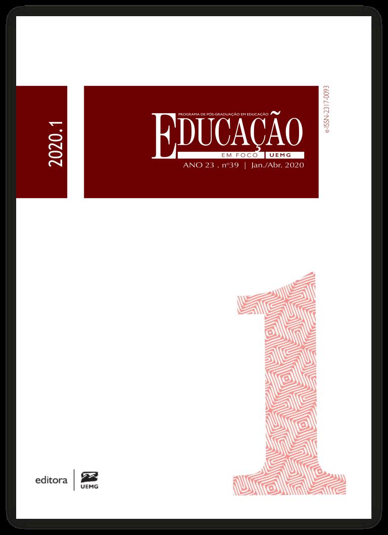 Visualizar v. 23 n. 39 (2020): Educação em Foco