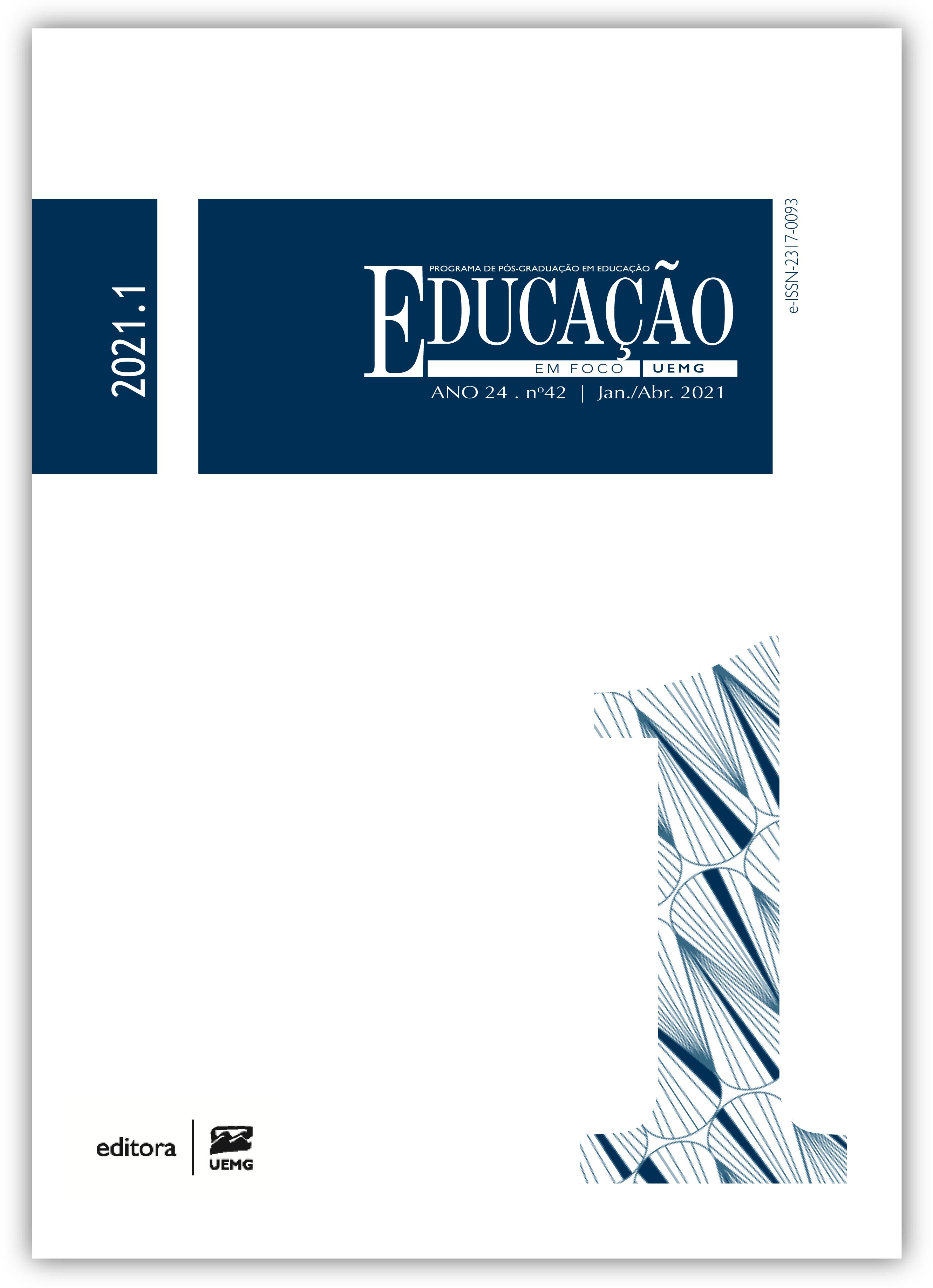 Visualizar v. 24 n. 42 (2021): Educação em Foco