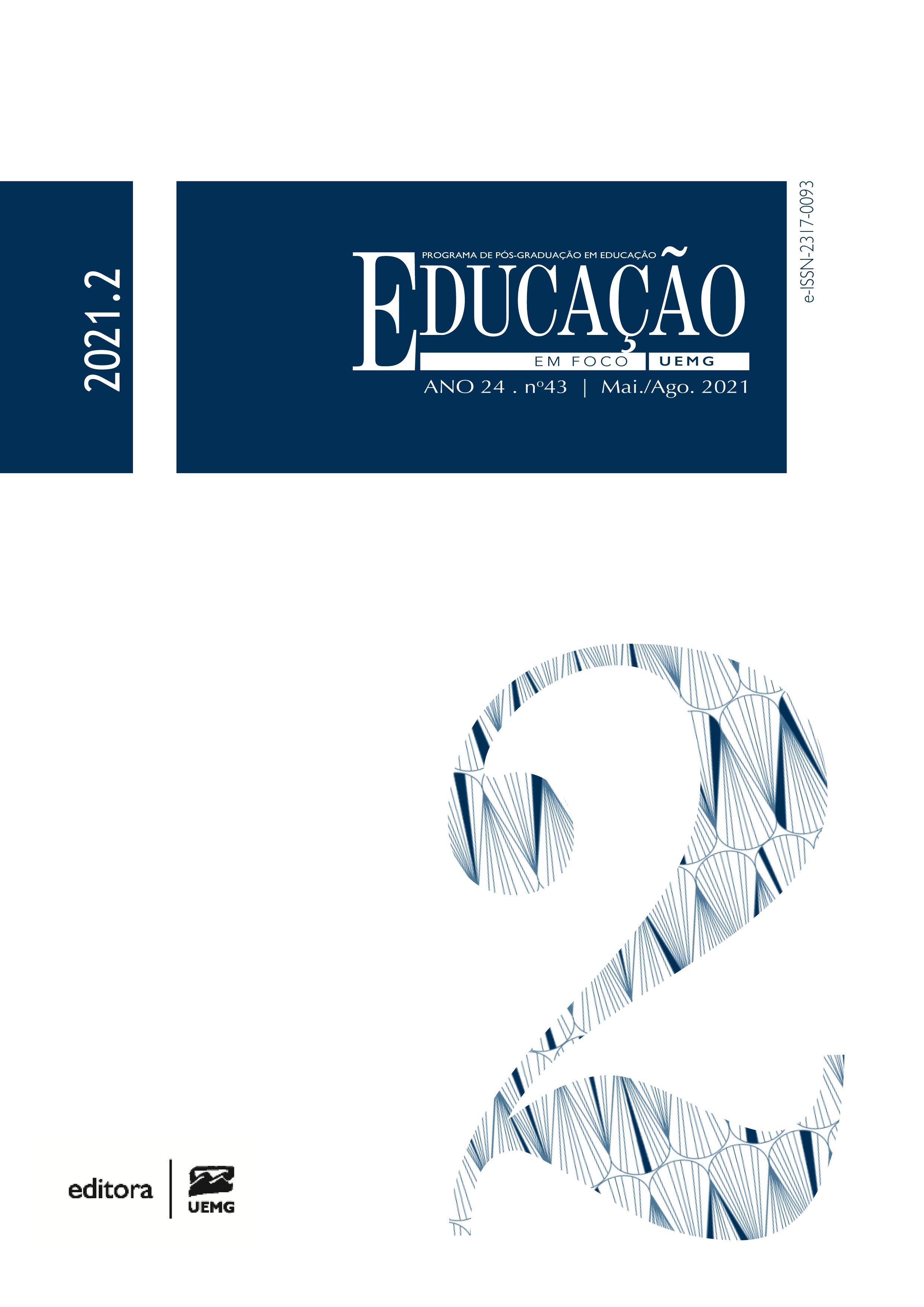 Visualizar v. 24 n. 43 (2021): Educação Em Foco