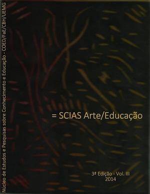 Revista SCIAS Arte Educação - 3ª Edição - Vol. III