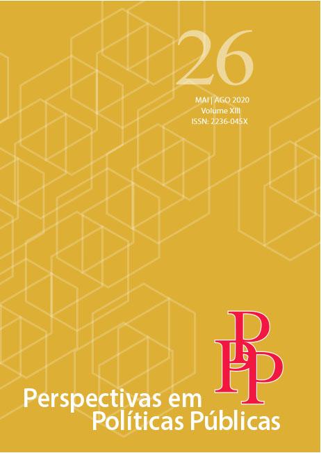 Visualizar v. 13 n. 26 (2020): PPP 26